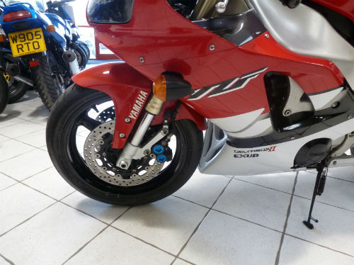 2001 yamaha yzf 1000 r1 front wheel suspension